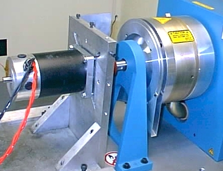 Ampflow high performance motors Electric motor dynamometer testing