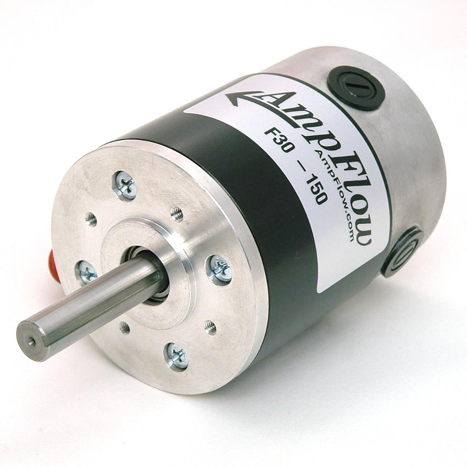 Three-Inch High Performance Motor
