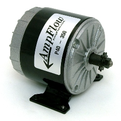 Ampflow Pancake Motors
